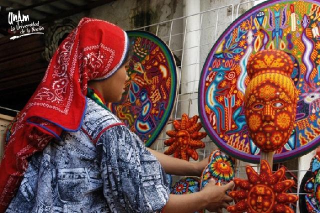 Piden impulsar políticas públicas a favor del arte indígena