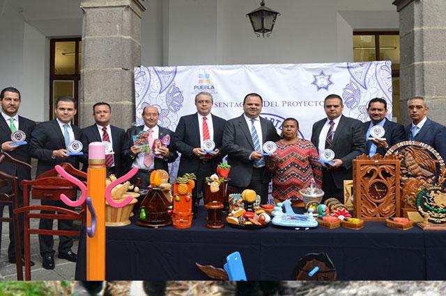 Venderán artesanías elaboradas en los Ceresos de Puebla