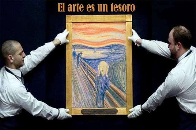Arte, una inversión que rinde dividendos en varios campos
