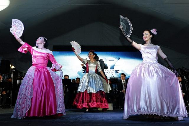 Con arte y la cultura conmemoran 487 aniversario de la fundación de Puebla