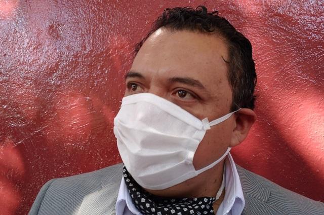 Edil de Tehuacán invalida resultados de encuesta de aprobación