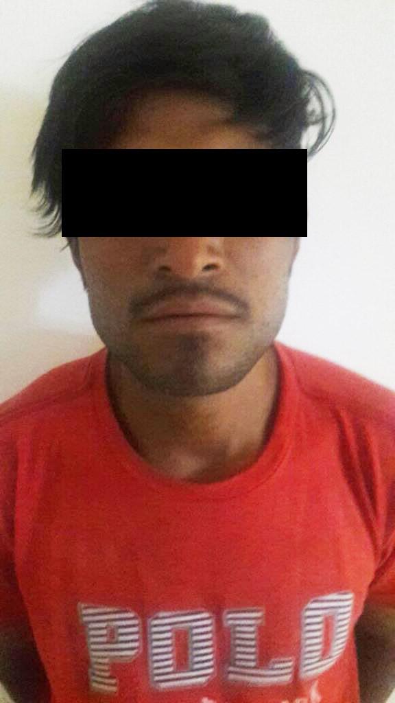 Ya está preso por golpear hasta la muerte a su concubina en Molcaxac