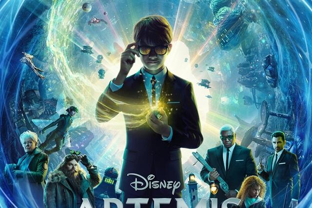 Disney estrena tráiler de Artemis Fowl: El Mundo Subterráneo