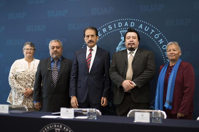 Planta docente soporta prestigio de grupos artísticos BUAP: Esparza