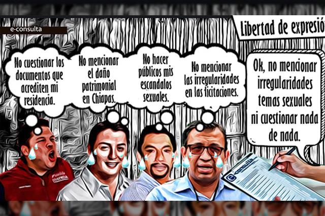 Denuncia Artículo 19 acoso y persecución contra la prensa en Puebla