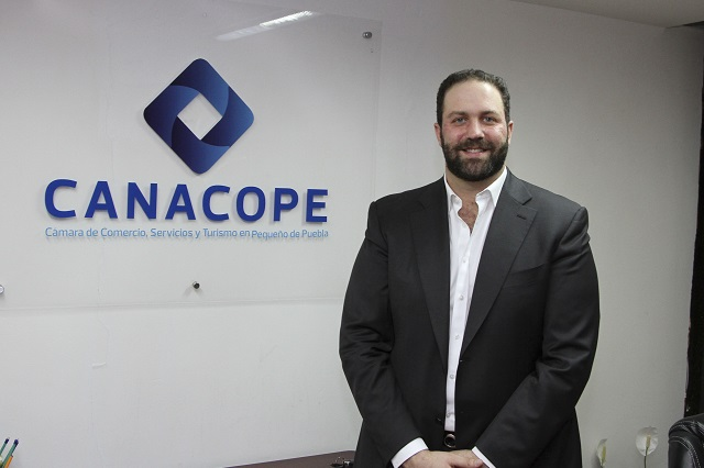 Eligen a Arturo Fernández Tanús como presidente de la CANACOPE