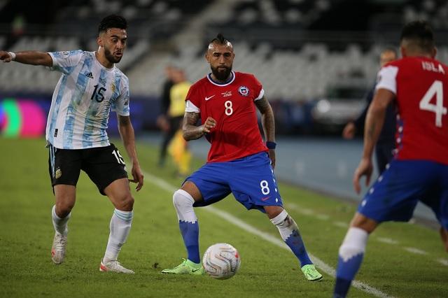 Vidal confirma interés por jugar en el América: 'el interés debe ser mutuo'