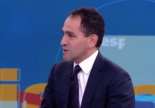 El secretario de Hacienda descarta peligro de recesión económica