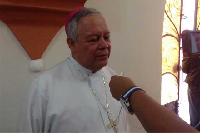 Con candidatura de Ana Tere la democracia crece: arzobispo
