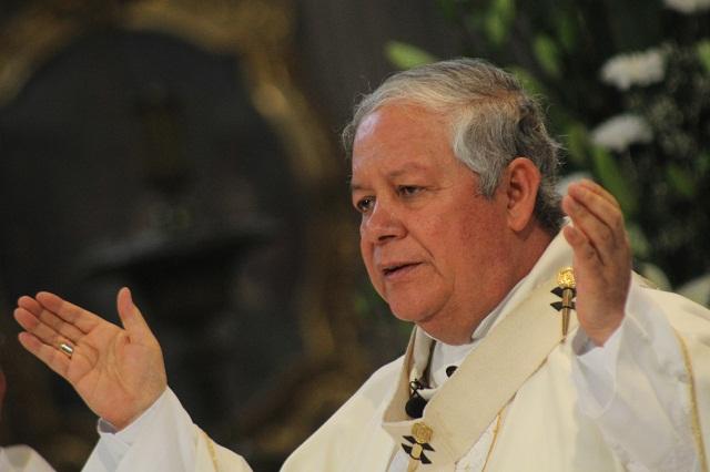 Pide arzobispo reforzar seguridad en Puebla contra feminicidios