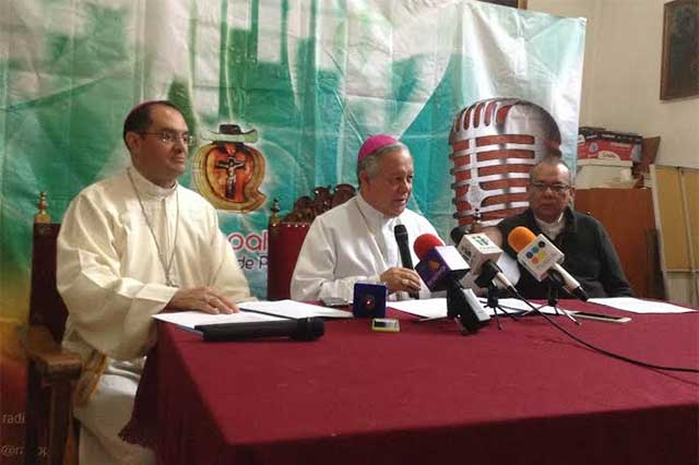 Darán a indígenas los primeros boletos para actos del Papa