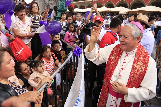 Llama Arquidiócesis a frenar balaceras y procurar la paz