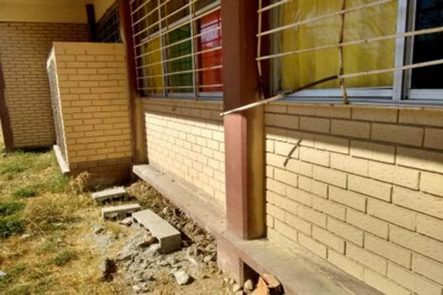 Denuncian que escuela de Saltillo ha sido robada en 40 ocasiones