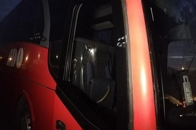 Asaltan autobús con personal de Audi en la Puebla-Orizaba
