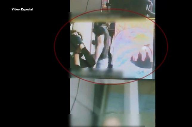 Video: Asaltan a chica en casa cuando tomaba clase en zoom