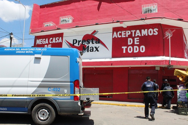 Guardia que abatió a delincuente en PrestaMax sigue hospitalizado