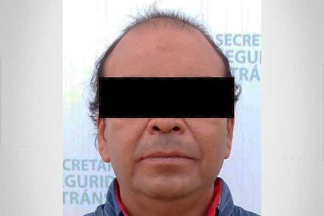 Con operativo Pasajero Seguro, detienen a probable asaltante