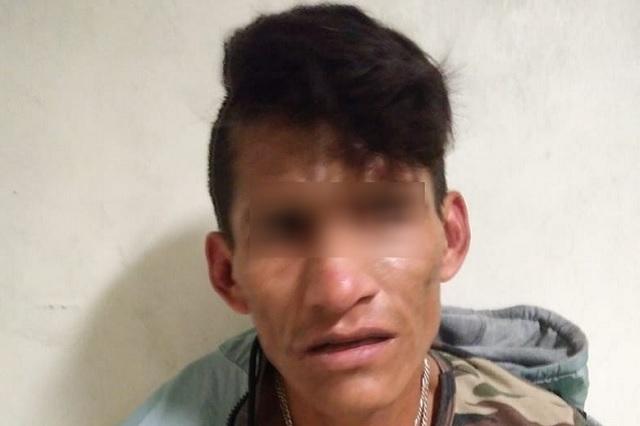 Cae El Duende, asaltante de Oxxos en Puebla y Cuautlancingo