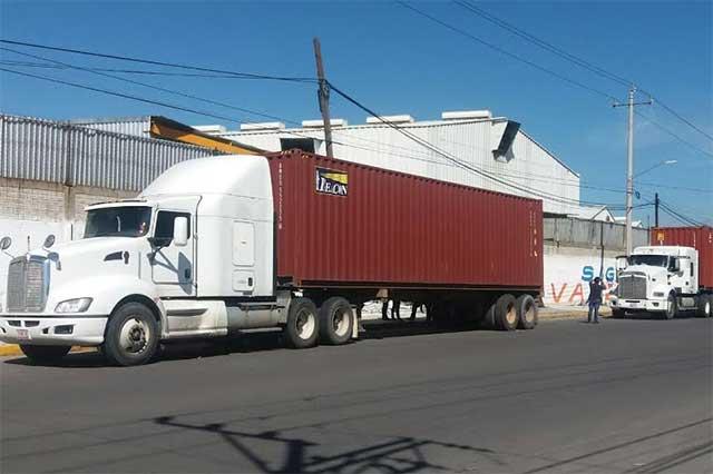 Desmantelan banda de asaltantes de transporte de carga