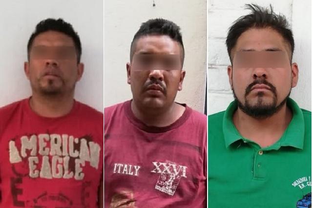 A prisión preventiva asaltantes de camión cervecero en Tehuacán