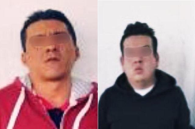 Dan prisión preventiva a dos asaltantes del Consejo Taxista