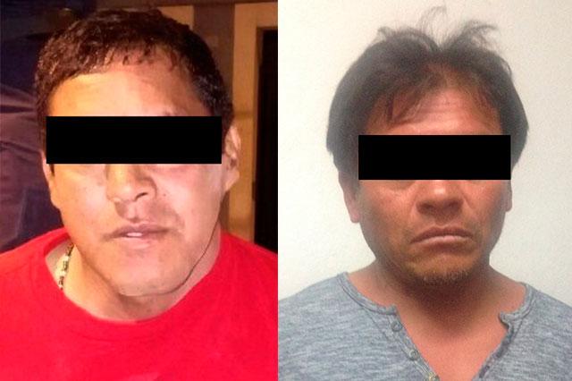 Detiene a tres en La Luz acusados de robo a transeúnte