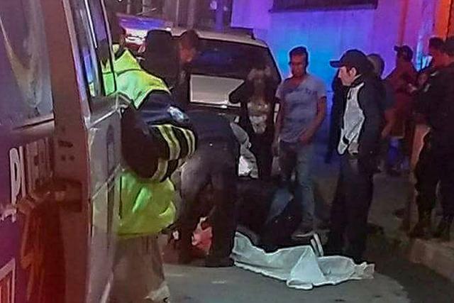 Recibe tiro en la cabeza al tratar de evitar asalto en Puebla