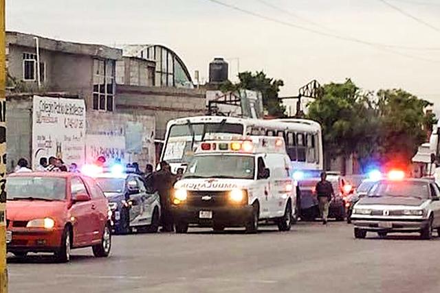 Hombres armados asaltan un ruta Loma Bella repleto de pasajeros