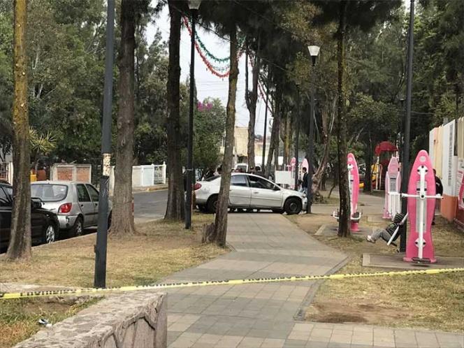 Durante intento de asalto, matan a balazos a una mujer