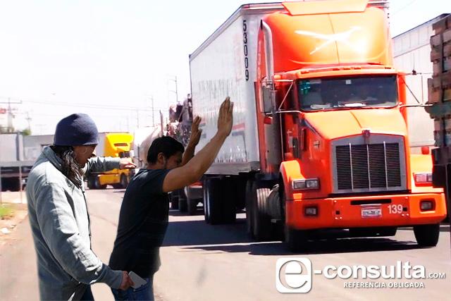 Puebla, tercer estado de México con más robo en transporte público
