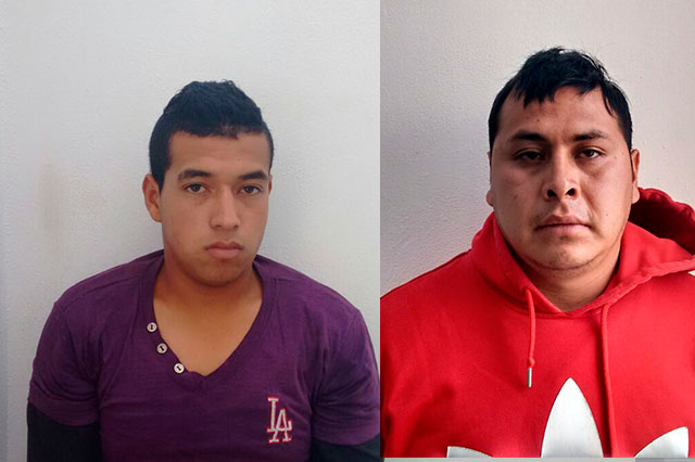 Federales capturan  a dos que asaltaron a ciclista profesional