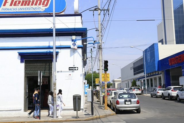 Ante robos a universitarios, pide Esparza intervengan autoridades