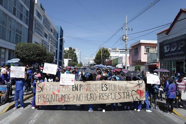 Estudiantes marcharán hacia Casa Aguayo y ante la FGE