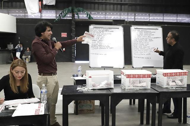 TEPJF cancela elección de dirigencia de Morena en Puebla