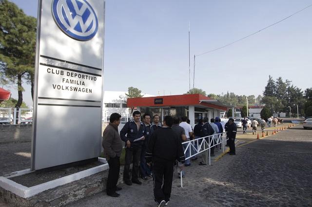 Tras COVID-19 en VW, recorta actividades su Unidad Deportiva