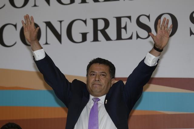 Emilio Salgado será dirigente estatal de Nueva Alianza