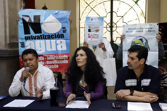 Irregularidad en concesión del agua anularía costosa indemnización