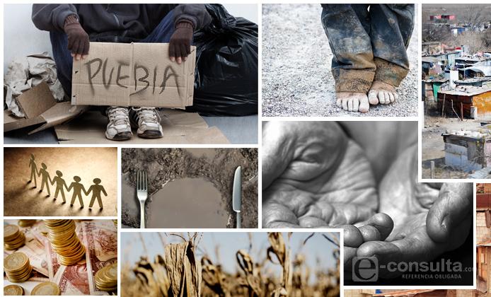 Confirma Peña Nieto aumento de la pobreza en Puebla