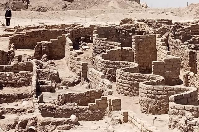 El Ascenso de Atón, la ciudad perdida de Egipto con 3 mil años de antigüedad