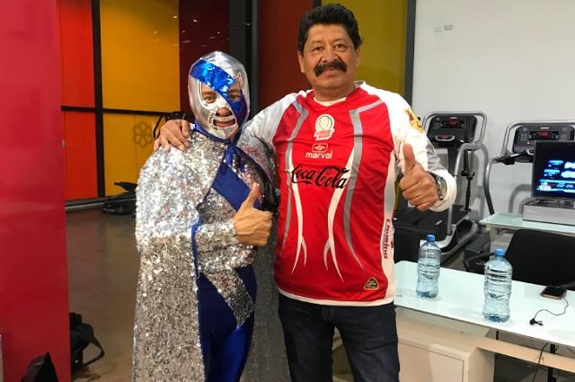 Bigotes y Enmascarado apuestan para el Lobos-Puebla