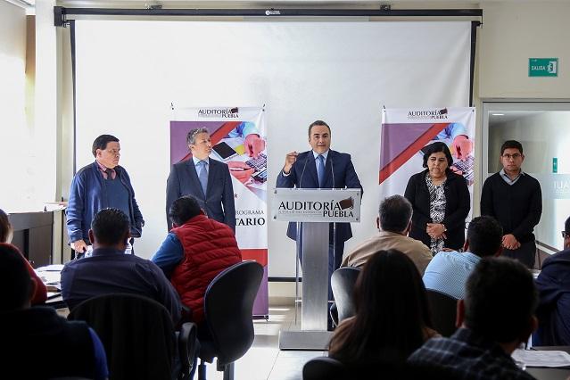 Capacita ASE a ayuntamientos sobre programas presupuestarios