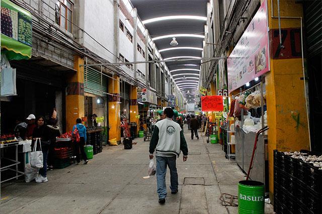 Propone RMV vender 9 mil metros cuadrados de la Central de Abasto