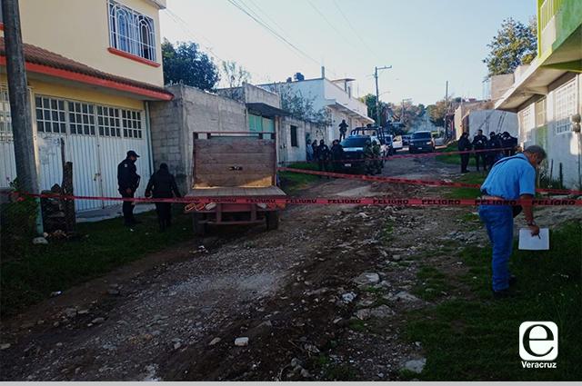 Asesinan a familia en los límites de Puebla y Veracruz