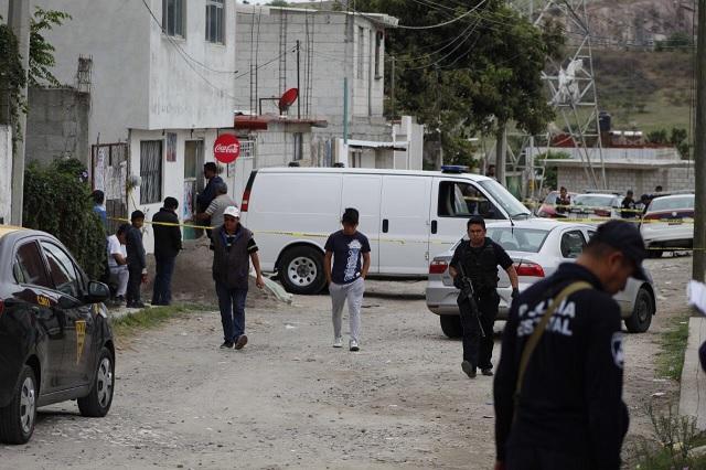 Matan a comerciante en asalto en la colonia Playas del Sur