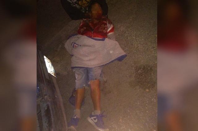 Asesinan a joven frente a su madre, en Lomas de San Miguel