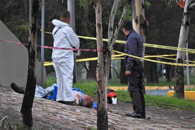 Matan en asalto a una persona frente al Estadio Cuauhtémoc