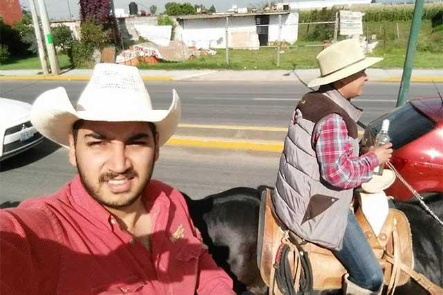 Huyó del violento Tecamachalco y murió asesinado en Puebla