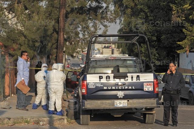 Miércoles negro deja 4 asesinatos en la zona de Valsequillo