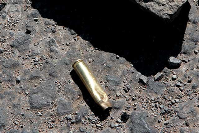 Asesinan con arma de fuego a maestro en Chietla