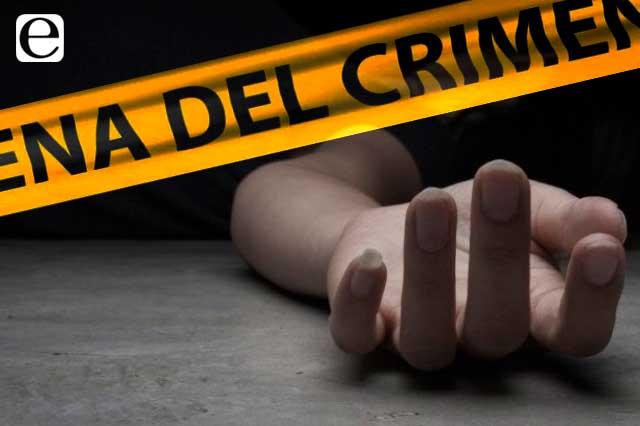 Asesinan a mujer en Zihuateutla, iba con su hijo de 13 años